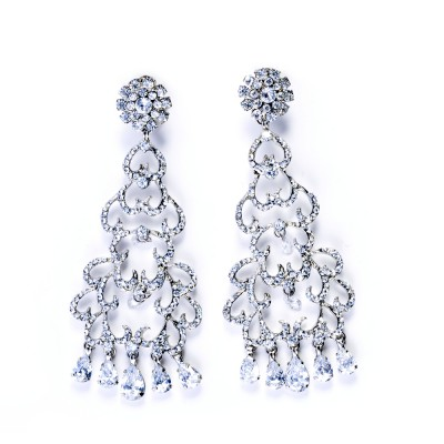 CZ (Cubic Zirconia) Earrings