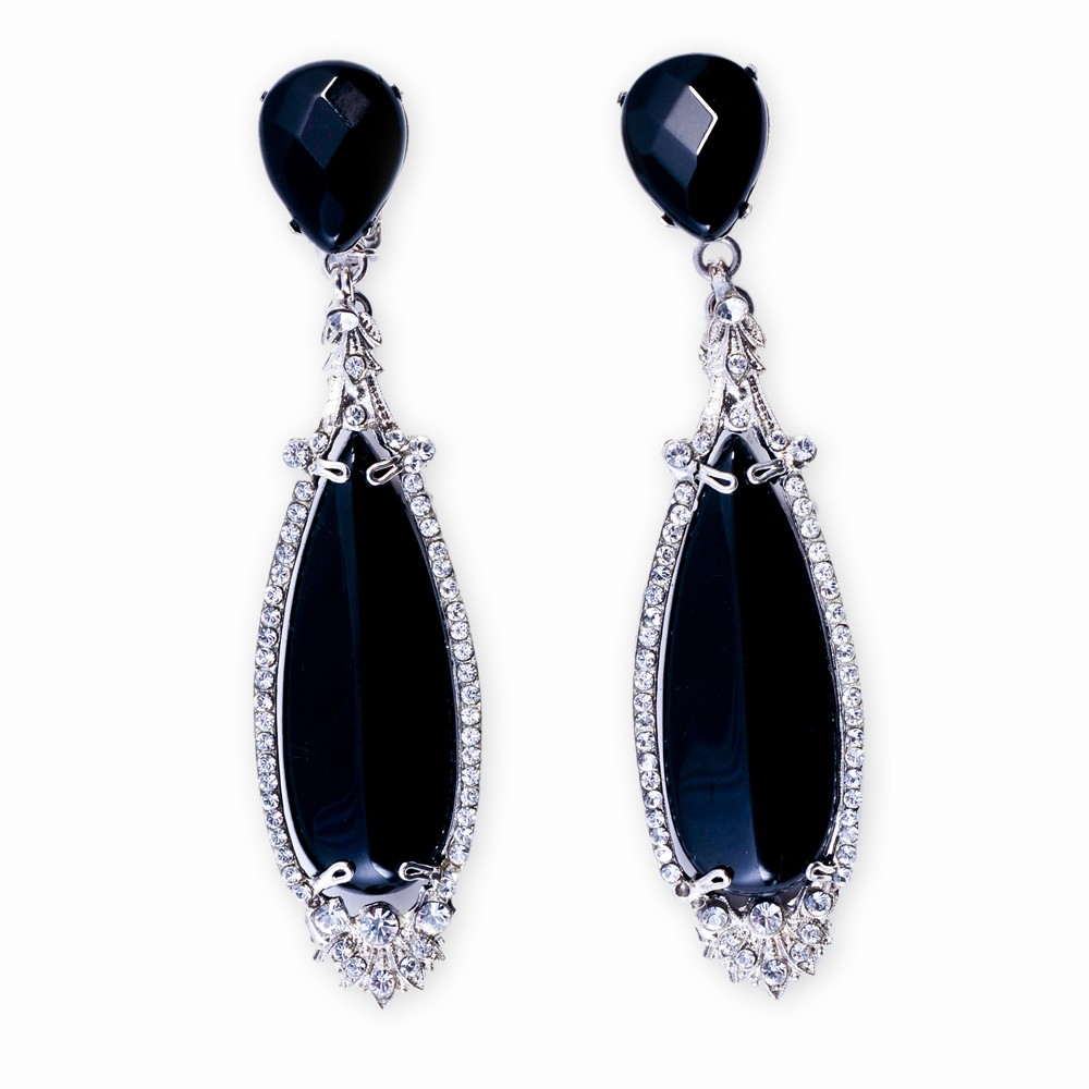 onyx earrings group lovegem jewelry from com item black accessories silver genuine in sterling on alibaba aliexpress
